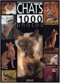 Couverture Les chats en 1000 photos Editions Solar 2000