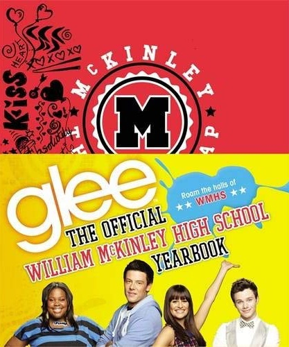 Couverture Glee: The Official William McKinley High School Yearbook