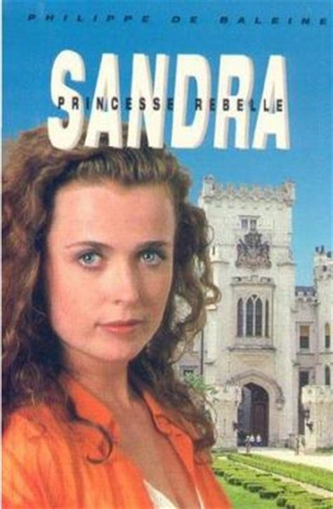 Couverture Sandra : Princesse rebelle