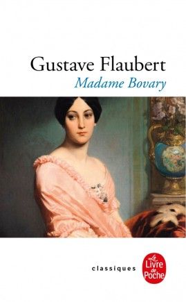 Couverture Madame Bovary, intégrale