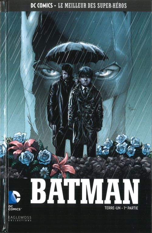 Couverture Batman : Terre-Un, tome 1