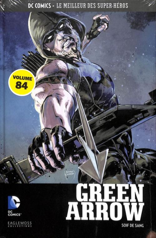 Couverture Green Arrow (Renaissance), tome 5 : Soif de sang
