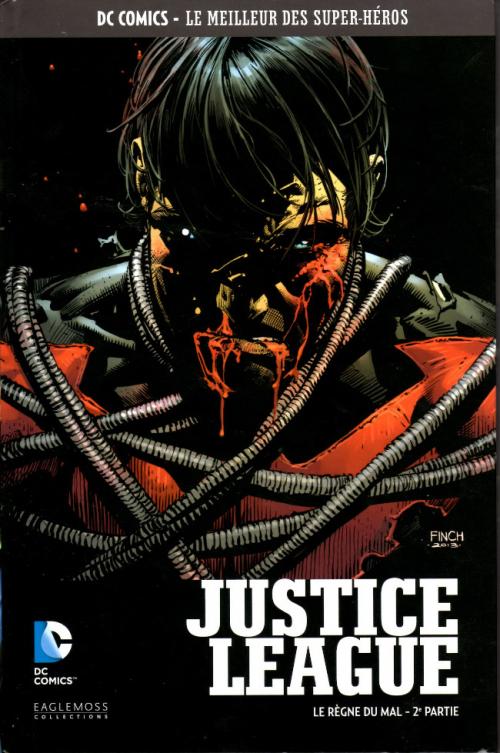 Couverture Justice League (Renaissance), tome 07 : Le Règne du mal, partie 2