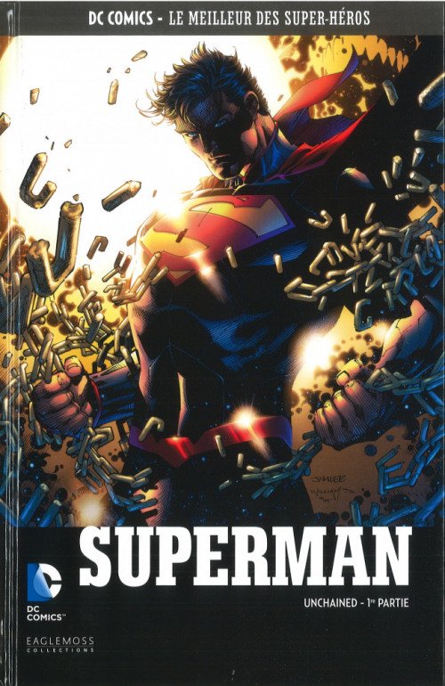 Couverture Superman : Unchained, tome 1