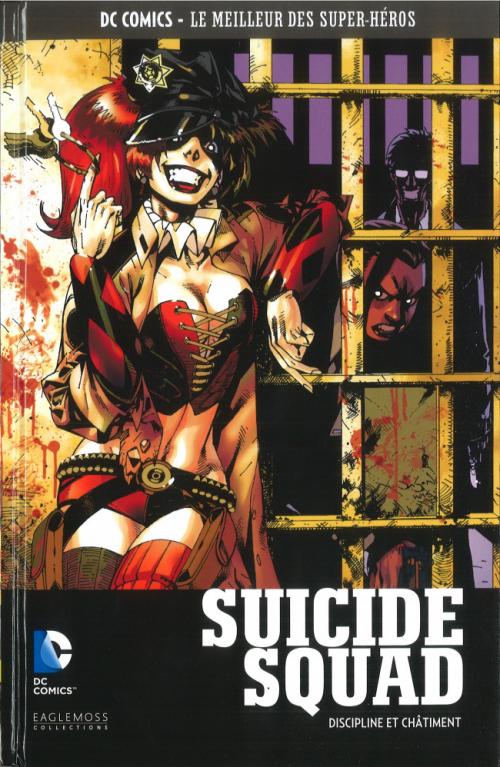 Couverture Suicide Squad (Renaissance), tome 3 : Discipline et Châtiment