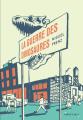 Couverture La guerre des dinosaures Editions Marchialy 2019