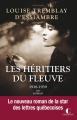 Couverture Les héritiers du fleuve, double, tome 2 : 1918-1939 Editions Charleston 2019