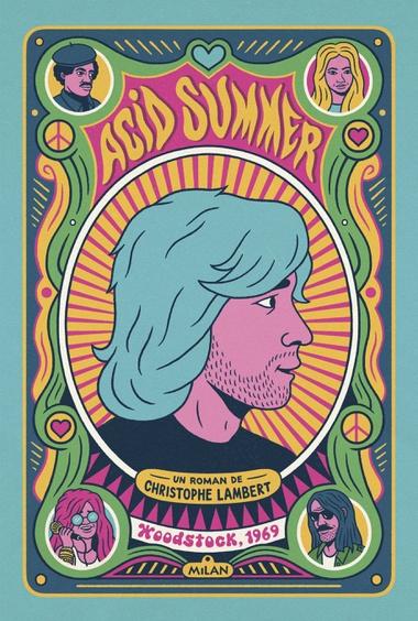 Couverture Acid Summer