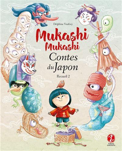 Couverture Mukashi Mukashi : Contes du Japon, tome 2