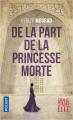 Couverture De la part de la princesse morte Editions Pocket 2019