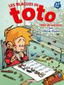 Couverture Les blagues de Toto, tome 12 : Bête de concours Editions Delcourt (20 ans) 2015