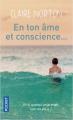 Couverture En ton âme et conscience... / En ton âme & conscience... Editions Pocket 2019
