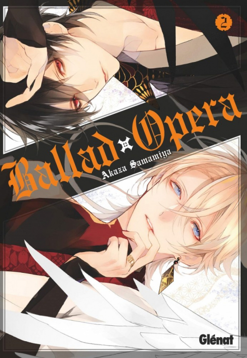 Couverture Ballad Opera, tome 2