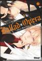 Couverture Ballad Opera, tome 2 Editions Glénat (Seinen) 2019