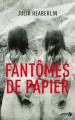 Couverture Fantômes de papier Editions Presses de la cité 2019