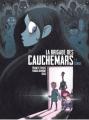 Couverture La brigade des cauchemars, tome 1 : Sarah Editions France Loisirs 2019