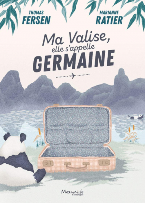 Couverture Ma valise, elle s'appelle Germaine