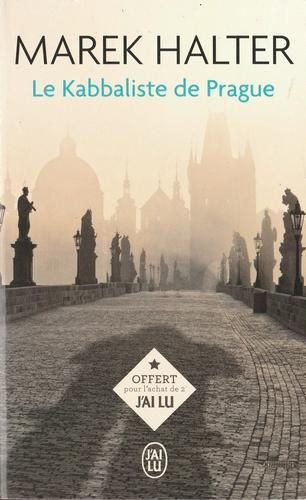 Couverture Le Kabbaliste de Prague