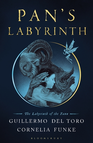 Couverture Pan's Labyrinth: The Labyrinth of the Faun