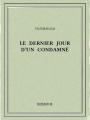 Couverture Le Dernier Jour d'un condamné Editions Bibebook 2015