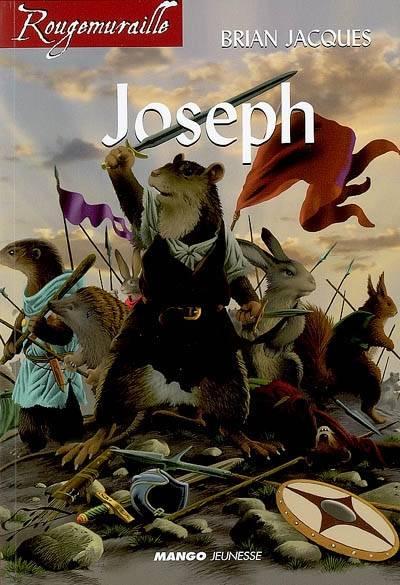 Couverture Rougemuraille : Joseph