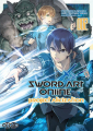 Couverture Sword Art Online : Project Alicization, tome 2 Editions Ototo 2019