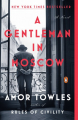 Couverture Un gentleman à Moscou Editions Penguin books 2019