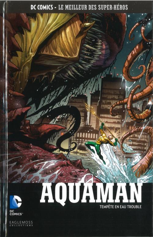 Couverture Aquaman (Renaissance), tome 4 : Tempête en eau trouble