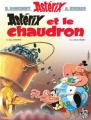 Couverture Astérix, tome 13 : Astérix et le chaudron Editions Hachette 2005