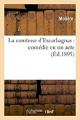 Couverture La Comtesse d'Escarbagnas Editions Bibliothèque nationale de France (BnF) 1895