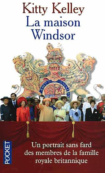 Couverture La maison Windsor