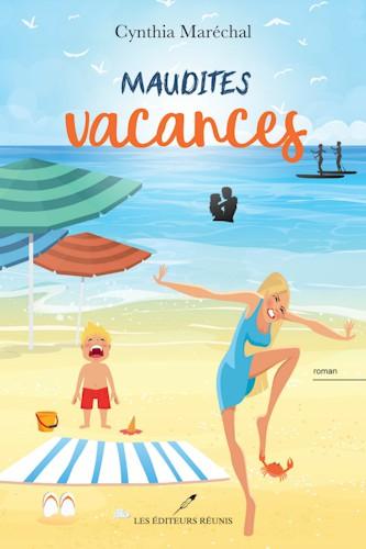 Couverture Maudites vacances