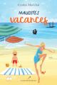 Couverture Maudites vacances Editions Les éditeurs réunis 2019