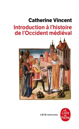 Couverture Introduction à l'histoire de l'occident médiéval