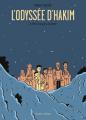 Couverture L'Odyssée d'Hakim, tome 2 : De la Turquie à la Grèce Editions Delcourt (Encrages) 2019