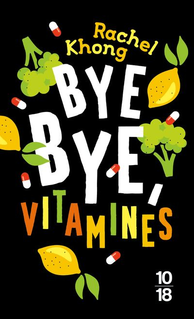 Couverture Bye-bye, vitamines