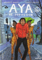 Couverture Aya de Yopougon, tome 4 Editions Gallimard  2013
