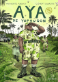 Couverture Aya de Yopougon, tome 5 Editions Gallimard  2013