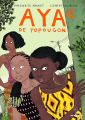 Couverture Aya de Yopougon, tome 6 Editions Gallimard  2013