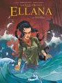 Couverture La quête d'Ewilan : Ellana, tome 2 : La voie des Marchombres Editions Glénat 2017