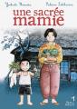Couverture Une sacrée mamie, tome 01 Editions Delcourt 2018