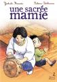 Couverture Une sacrée mamie, tome 02 Editions Delcourt 2018