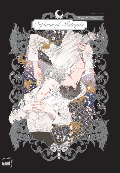 Couverture Orpheus of Midnight