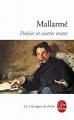 Couverture Poésies et autres textes Editions Le Livre de Poche (Les Classiques de Poche) 2005