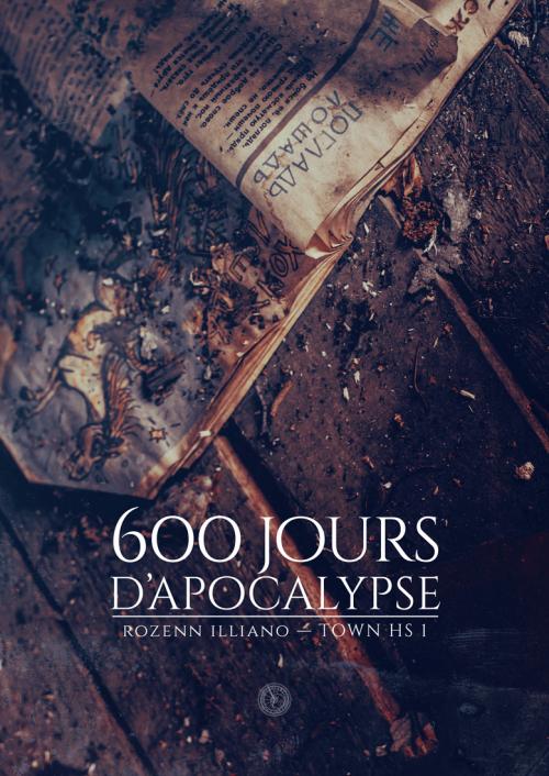 Couverture 600 jours d'apocalypse
