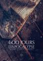 Couverture 600 jours d'apocalypse Editions Autoédité 2019