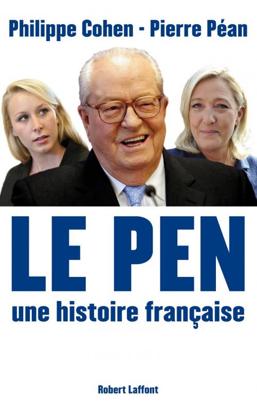 Couverture Le Pen , une histoire française