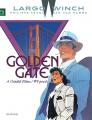 Couverture Largo Winch, tome 11 : Golden Gate Editions Dupuis 2013