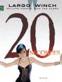 Couverture Largo Winch, tome 20 : 20 secondes Editions Dupuis 48
