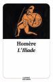 Couverture L'Iliade / Iliade Editions L'école des loisirs (Classiques) 2018